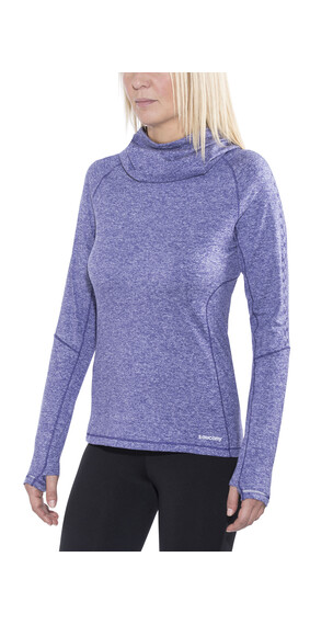 saucony Run Strong Løbe T-shirt Damer violet